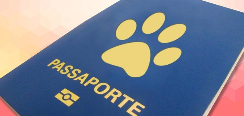 Emissão de Passaporte para cães e gatos