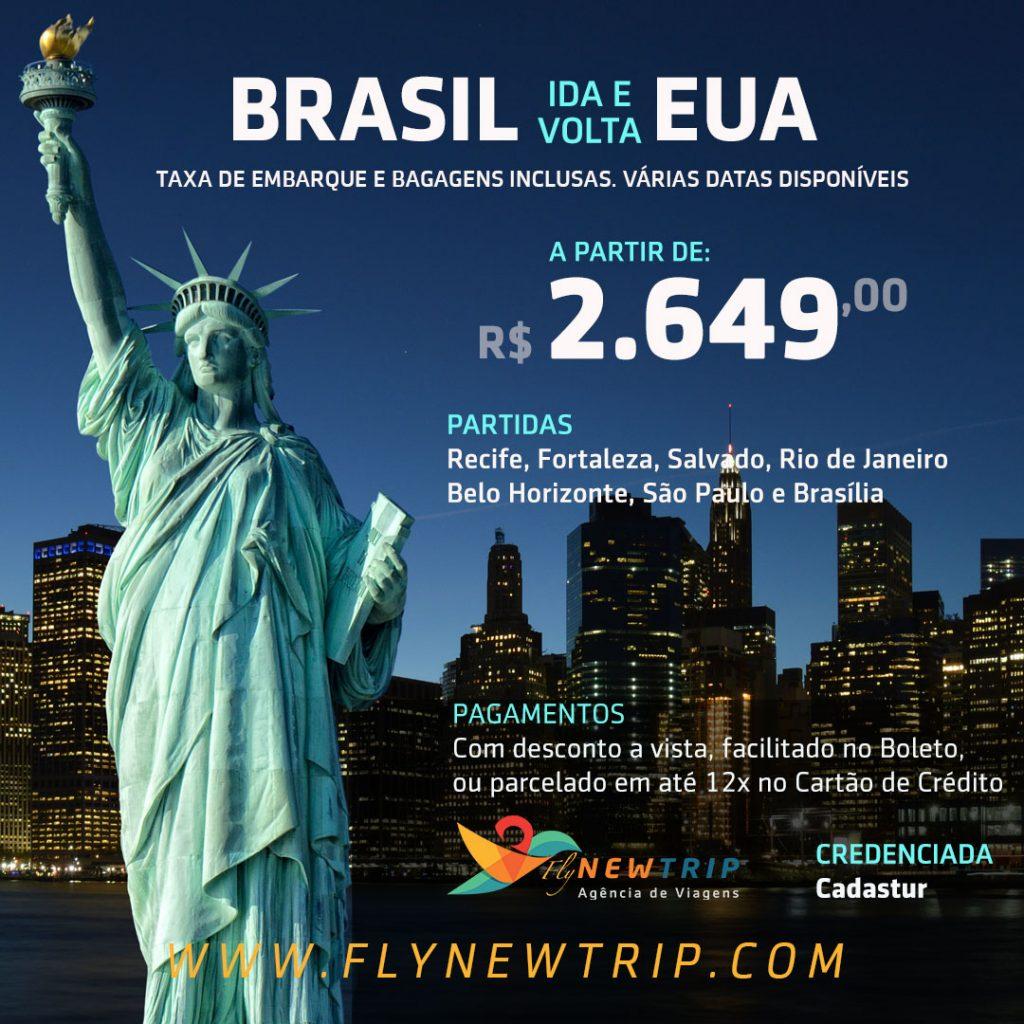 Passagens-Aereas-Brasil-EUA
